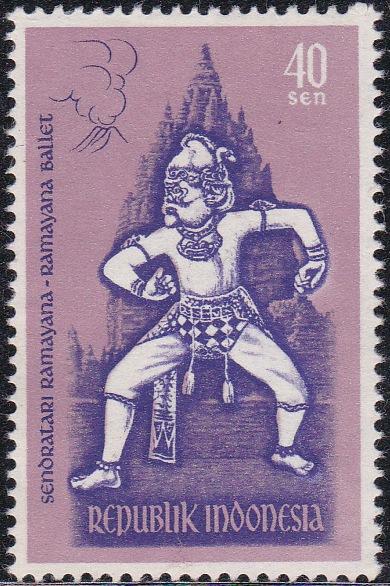 2 Hanuman [Scenes from Ramayana Ballet]