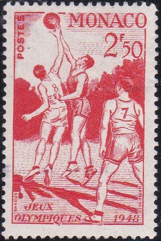 207 Basketball [Olympic Games 1948, England]