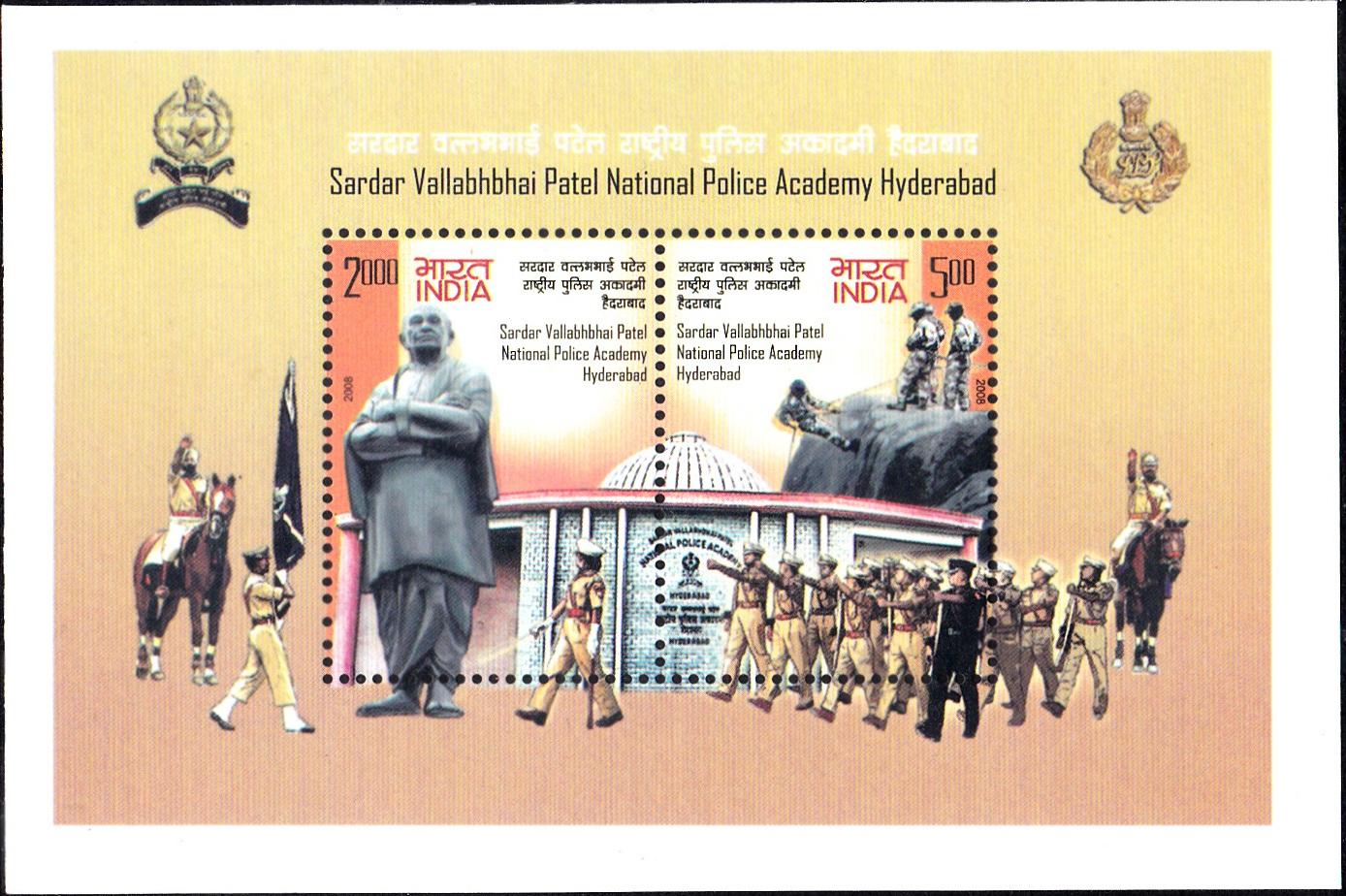 SVPNPA : Deputy Prime Minister Sardar Vallabhbhai Patel