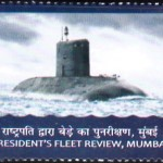 India on President's Fleet Review 2011