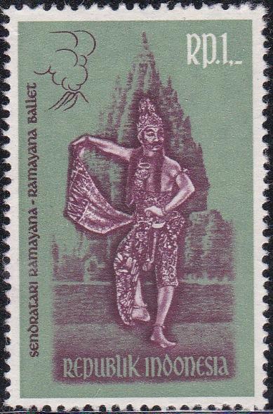 3 Dasamuka [Scenes from Ramayana Ballet]