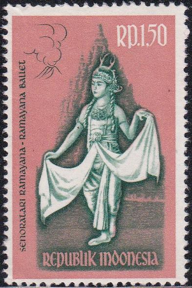 4 Kidang Kentiana [Scenes from Ramayana Ballet]