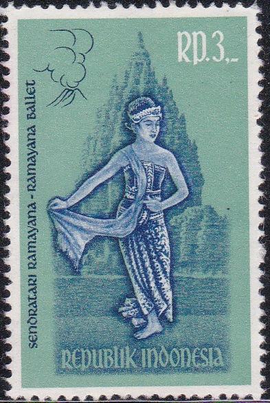 5 Dewi Sinta [Scenes from Ramayana Ballet]