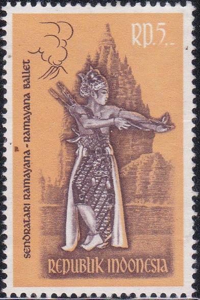 6 Rama [Scenes from Ramayana Ballet]