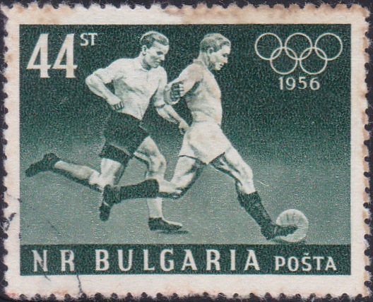 943 Soccer [Olympic Games 1956, Melbourne]