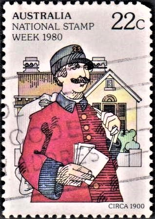 1980 National Stamp Week