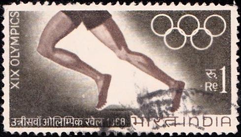 1968 Summer Olympics : XIX Olympiad