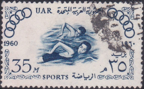 511 Swimming [Olympic Games 1960, Rome]