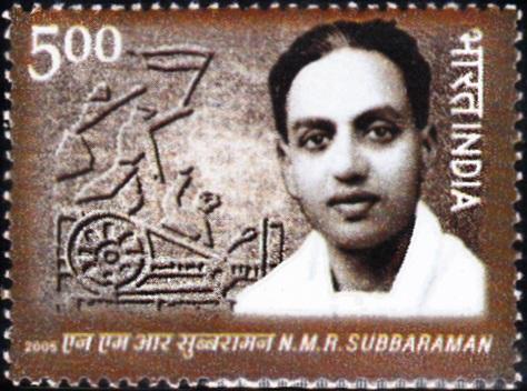 Madurai Gandhi NMR Subbaraman