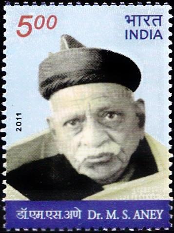 Loknayak Bapuji (Madhav Shrihari) Aney
