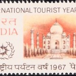 India on International Tourist Year 1967
