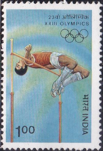 Games of the XXIII Olympiad