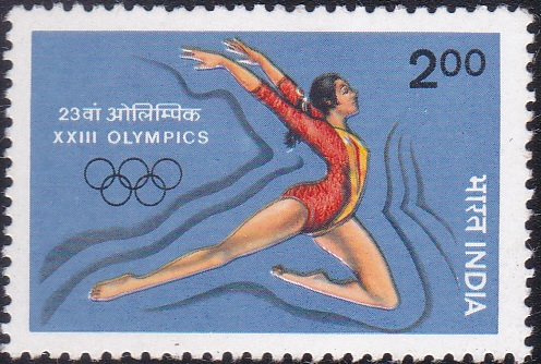 Los Angeles 1984 Summer Olympics