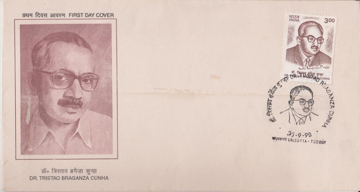 T.B. Cunha, Portuguese India