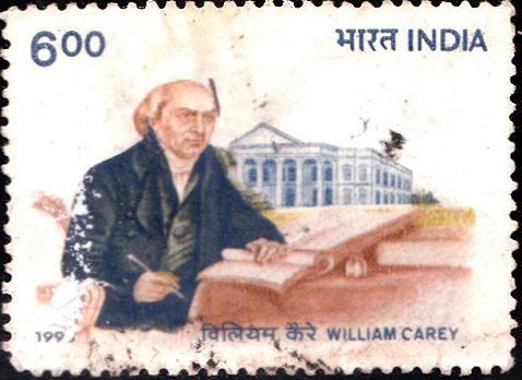 British Christian missionary : Serampore College