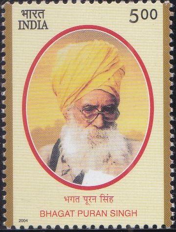 Bhagat Puran Singh (भगत पूरन सिंह, ਪਿੰਗਲਵਾੜਾ ਭਗਤ ਪੂਰਨ ਸਿੰਘ ਜੀ)
