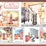 India on Letter Box