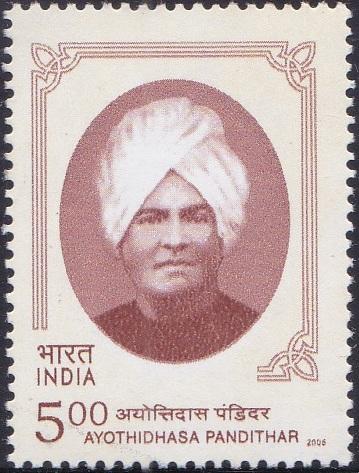 C. Iyothee Thass : Siddha medicine