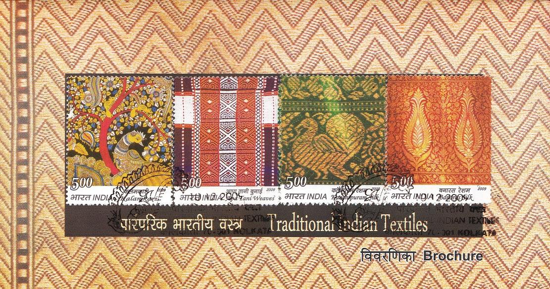 Indian Textiles : Traditional Fabrics