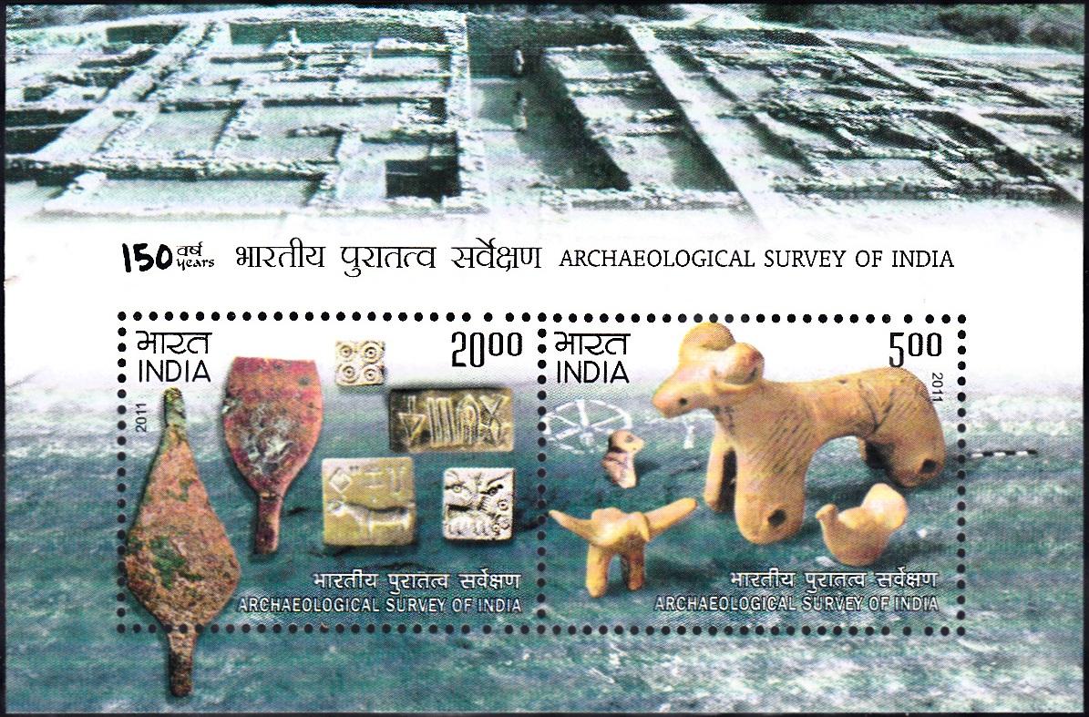 ASI (भारतीय पुरातत्त्व सर्वेक्षण विभाग) Motto : प्रत्नकीर्तिमपावृणु
