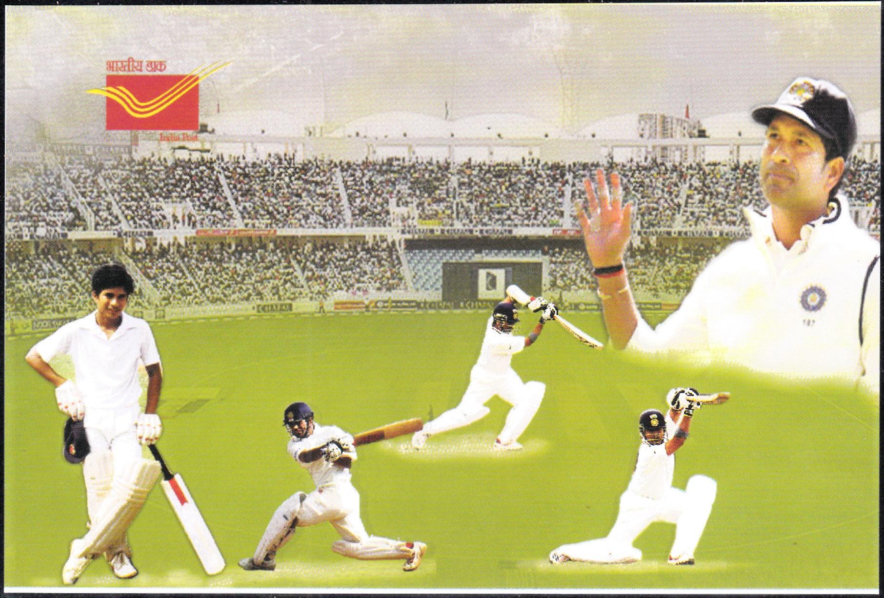 Sachin Playing different Cricket Shots