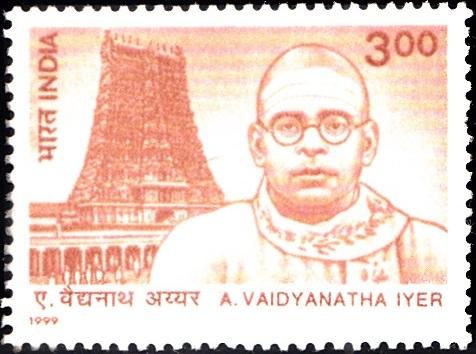 Madurai Vaidyanatha Ayyar and Meenakshi Temple
