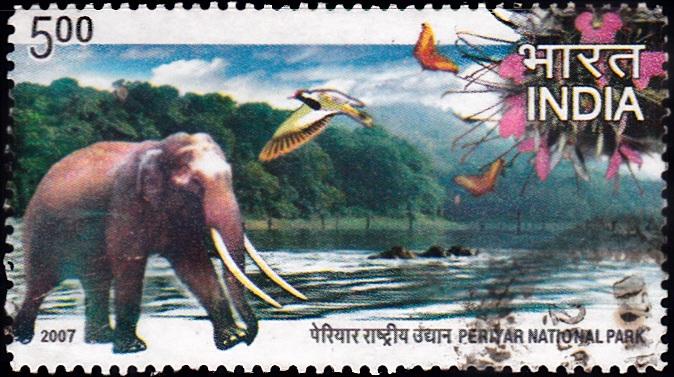 Periyar National Park and Wildlife Sanctuary (PNP), Kerala