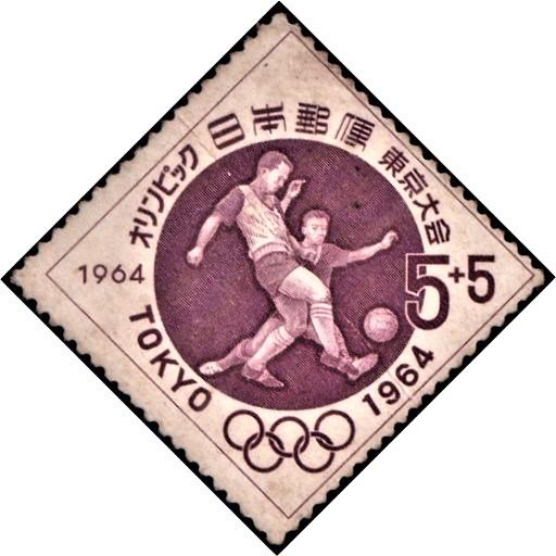 Japanese Football : Dai Juhachi-kai Orinpikku Kyogi Taikai