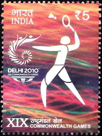 Badminton : Delhi 2010