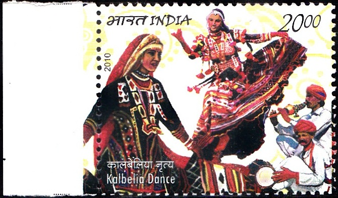Kabeliya : Indian folk dance from Rajasthan