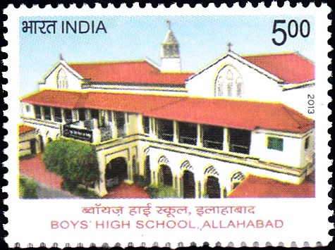 Boys' High School & College (BHS), Prayagraj