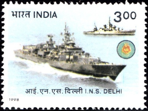 guided-missile destroyer of Indian Navy