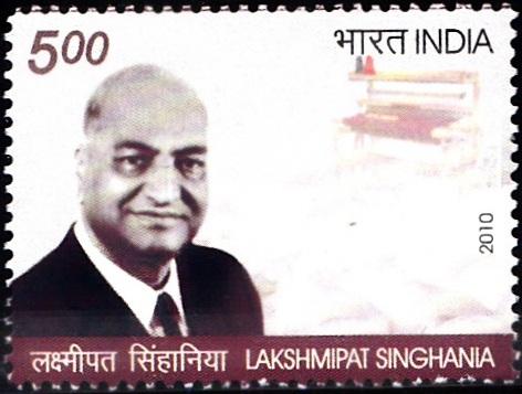 Son of Lala Kamlapat Singhania : J. K. Organisation (JK)