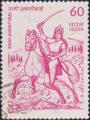 अवंतीबाई, Queen of Ramgarh