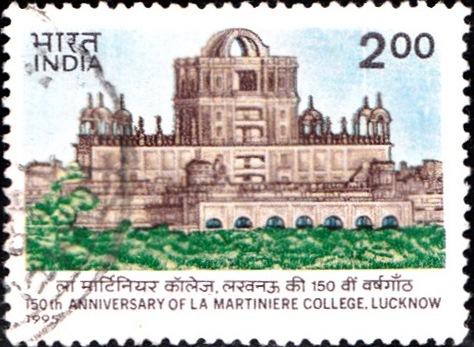 La Martiniere Lucknow (ला मार्टीनियर कॉलेज)
