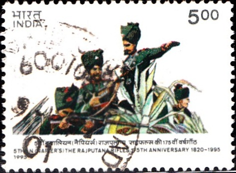 Men of Rajputana Rifles