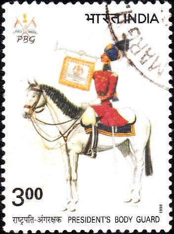 Mounted Trumpeter (PBG)