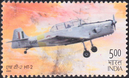 1950 HT-2 [India Stamp 2003]