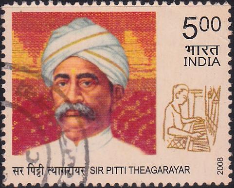 Sir Pitty Thyagaraya (பிட்டி தியாகராயர்)