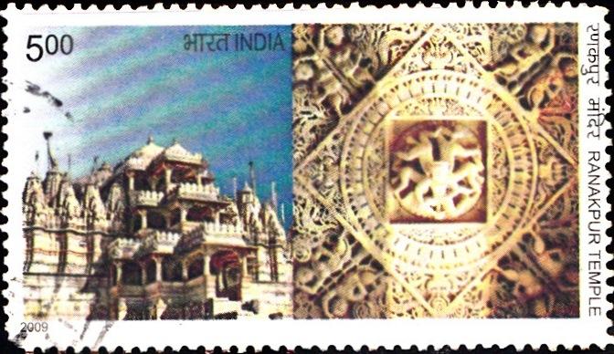 Chaturmukha Dharanavihara (रणकपुर जैन मंदिर)