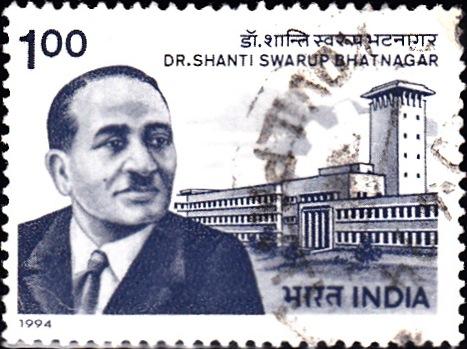 Sir Shanti Swaroop Bhatnagar (शांति स्वरूप भटनागर)