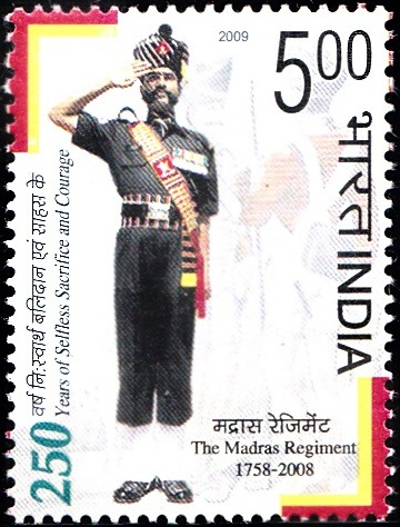 Soldier in Uniform giving Salute