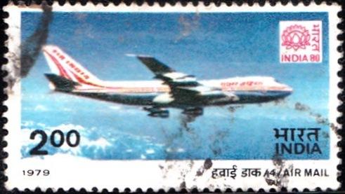 Boeing-747 Jumbo Jet : Air India