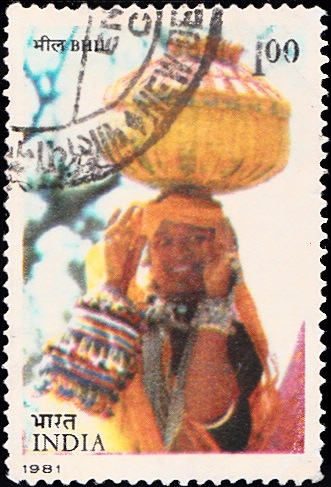 Bheel Woman