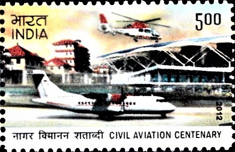 Indian Civil Aviation Centenary