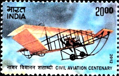 100 years of flying high : Indian Civil Aviation