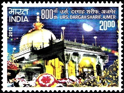 Ajmer Sharif Dargah : Indian Sufi Shrine