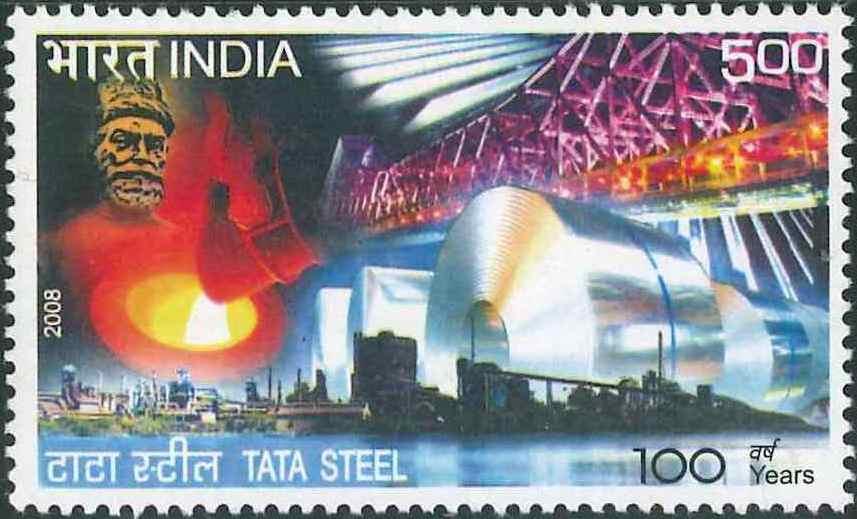 Jamsetji Tata and TISCO (Tata Iron & Steel Company Limited)