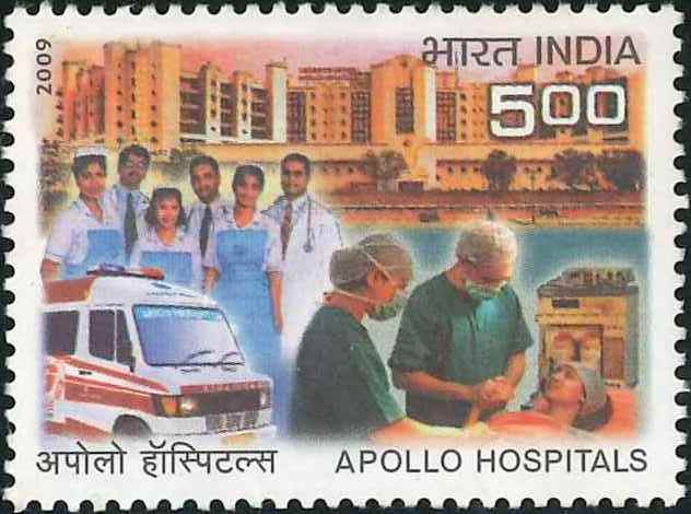 Apollo Hospitals Enterprise Limited : Touching Lives