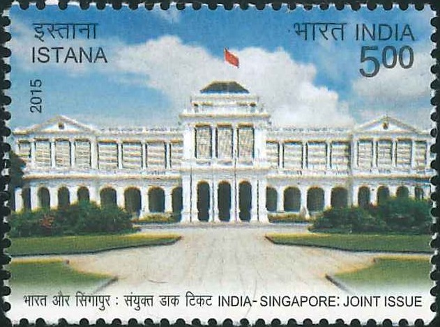 Istana : Official Residence and Office of President of Singapore